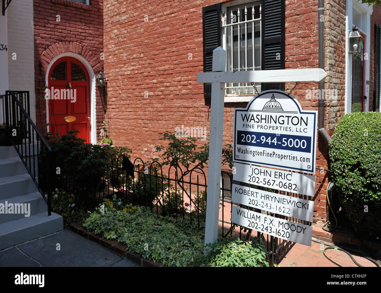 Pleasing Home For Sale Georgetown Washington Dc Usa By Washington Download Free Architecture Designs Boapuretrmadebymaigaardcom