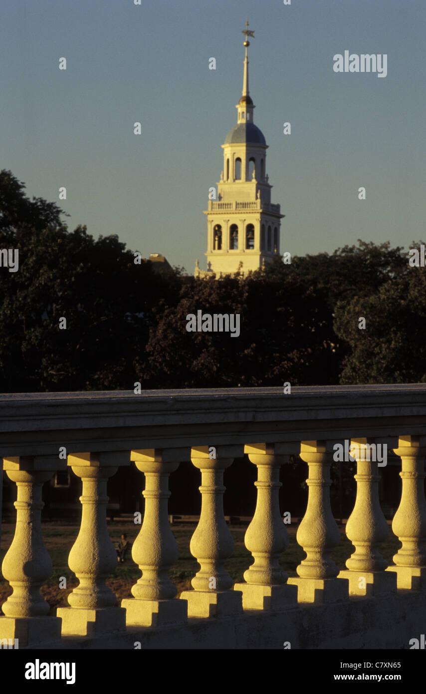 USA, Massachussetts, Cambridge: Harvard University - Stock Image