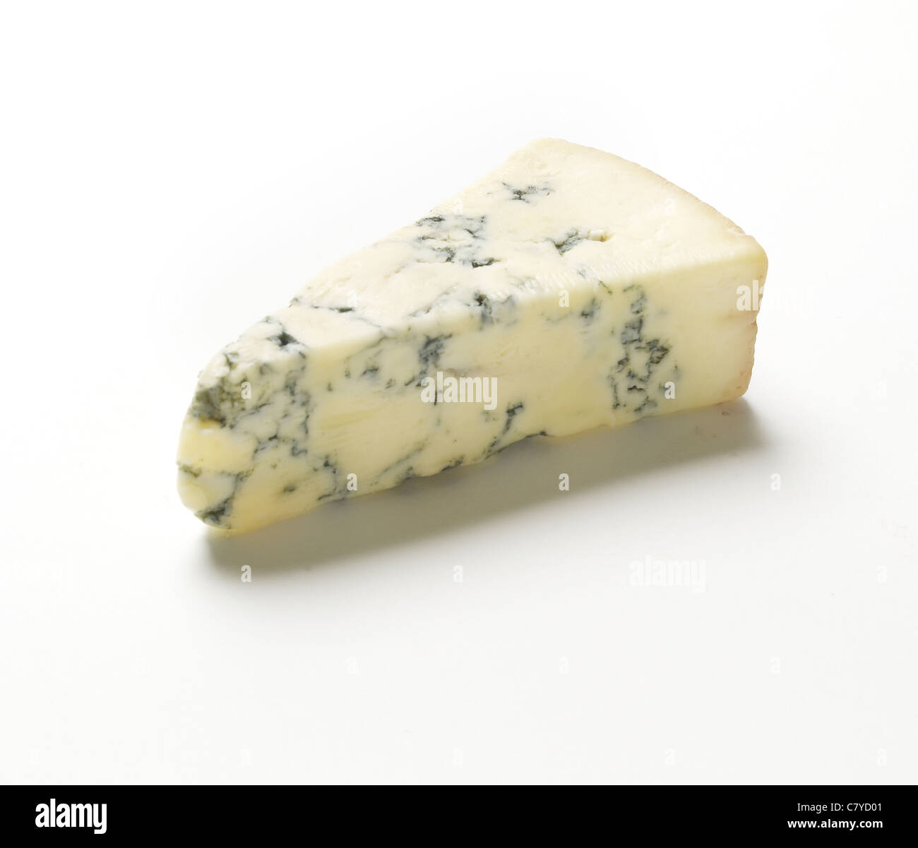 Stilton cheese - Stock Image