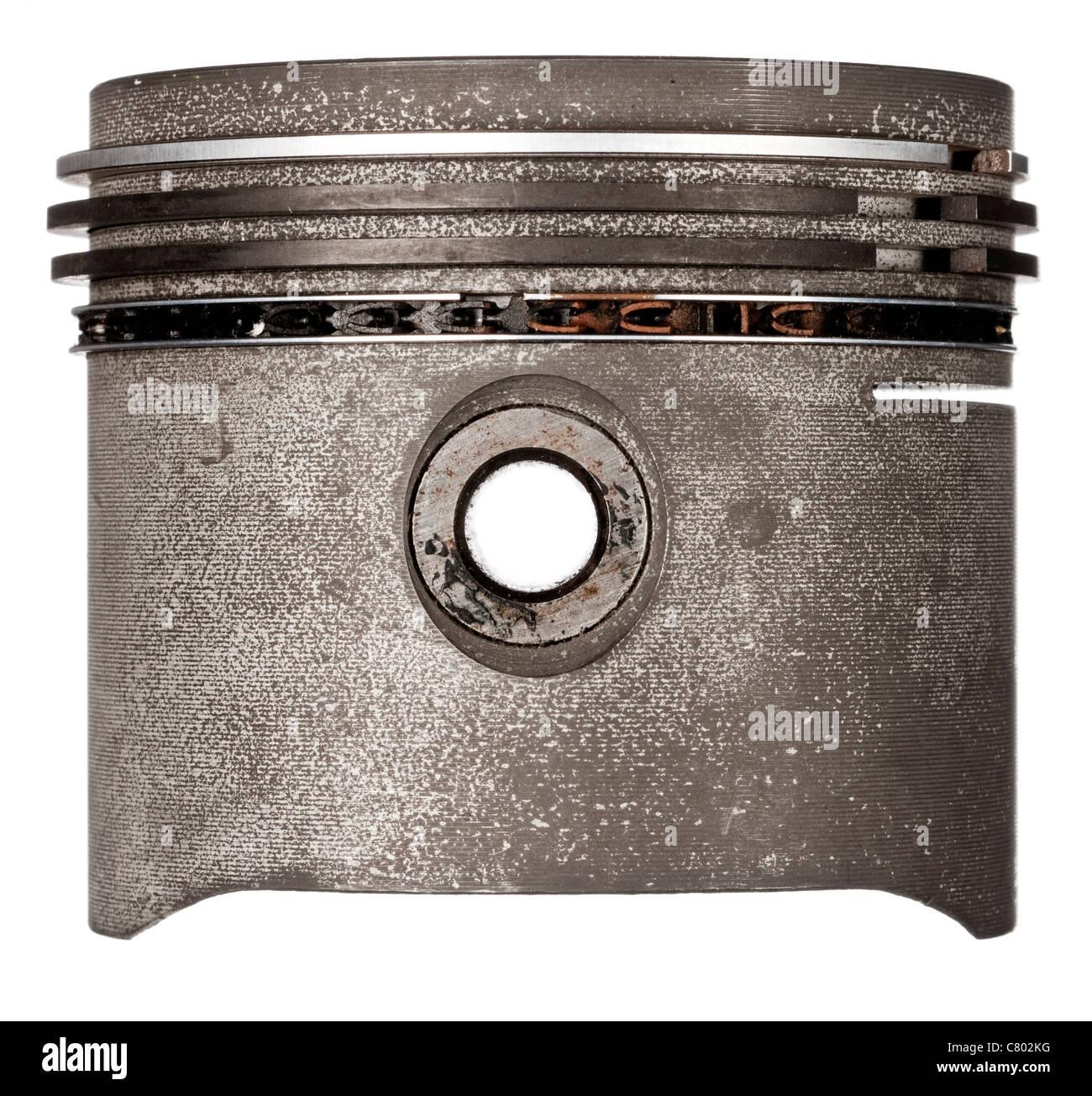 Car piston - Stock Image