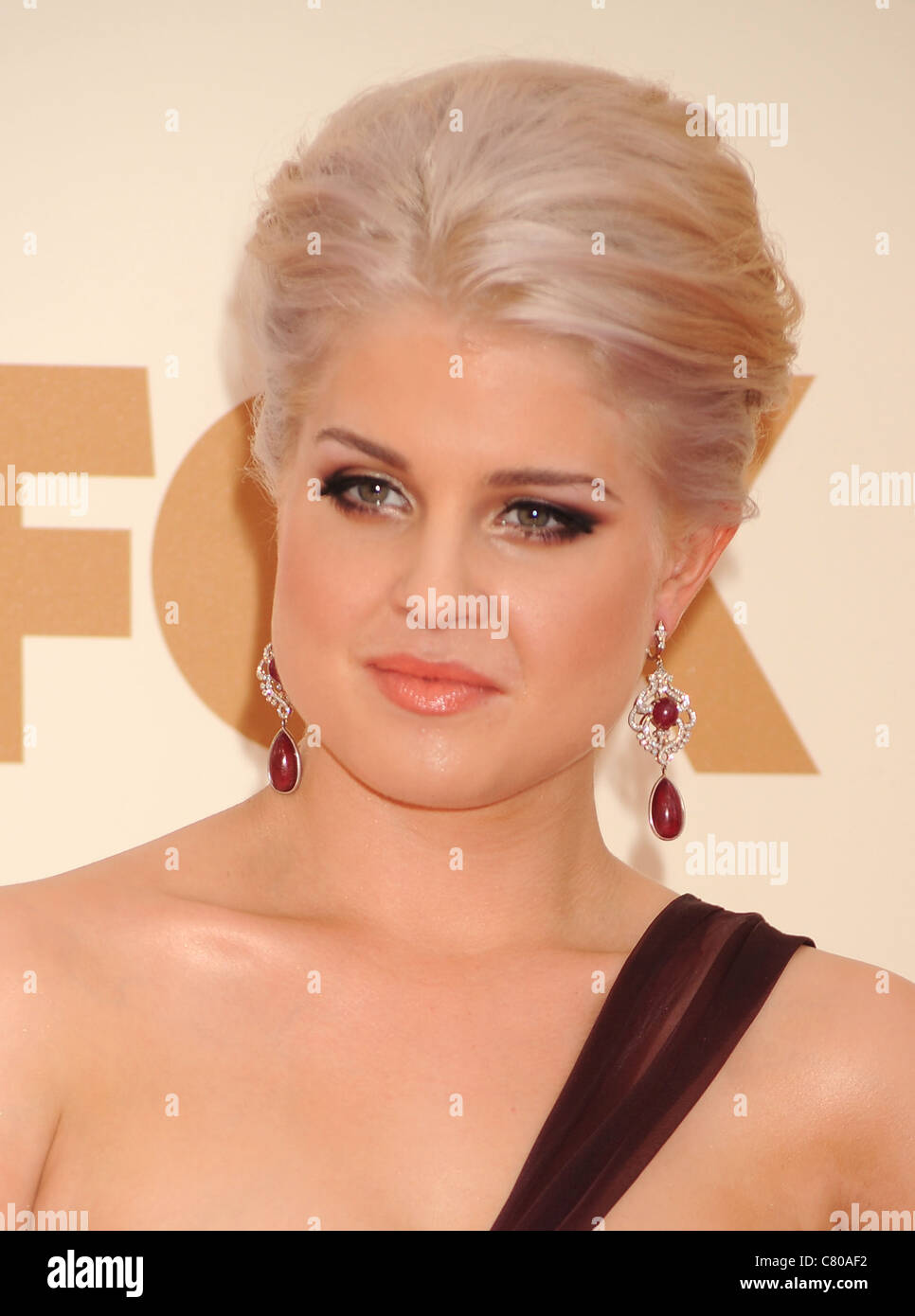KELLY OSBOURNE  US singer and film actress in September 2011. Photo jeffrey Mayer - Stock Image