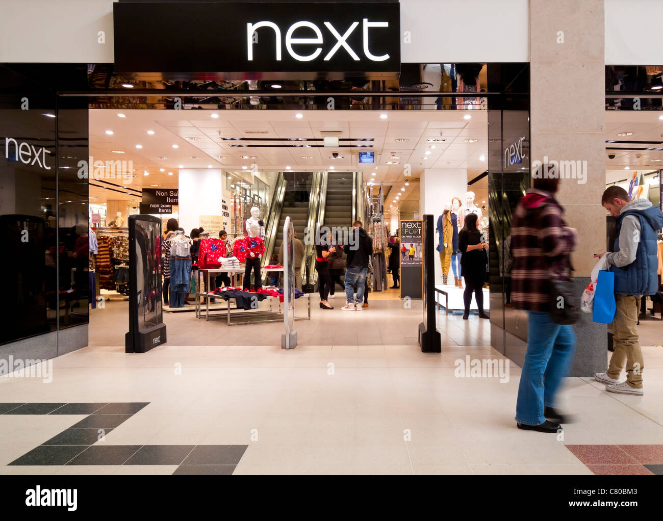 hot products buying new superior quality Next clothing shop in the Victoria Centre Nottingham England ...