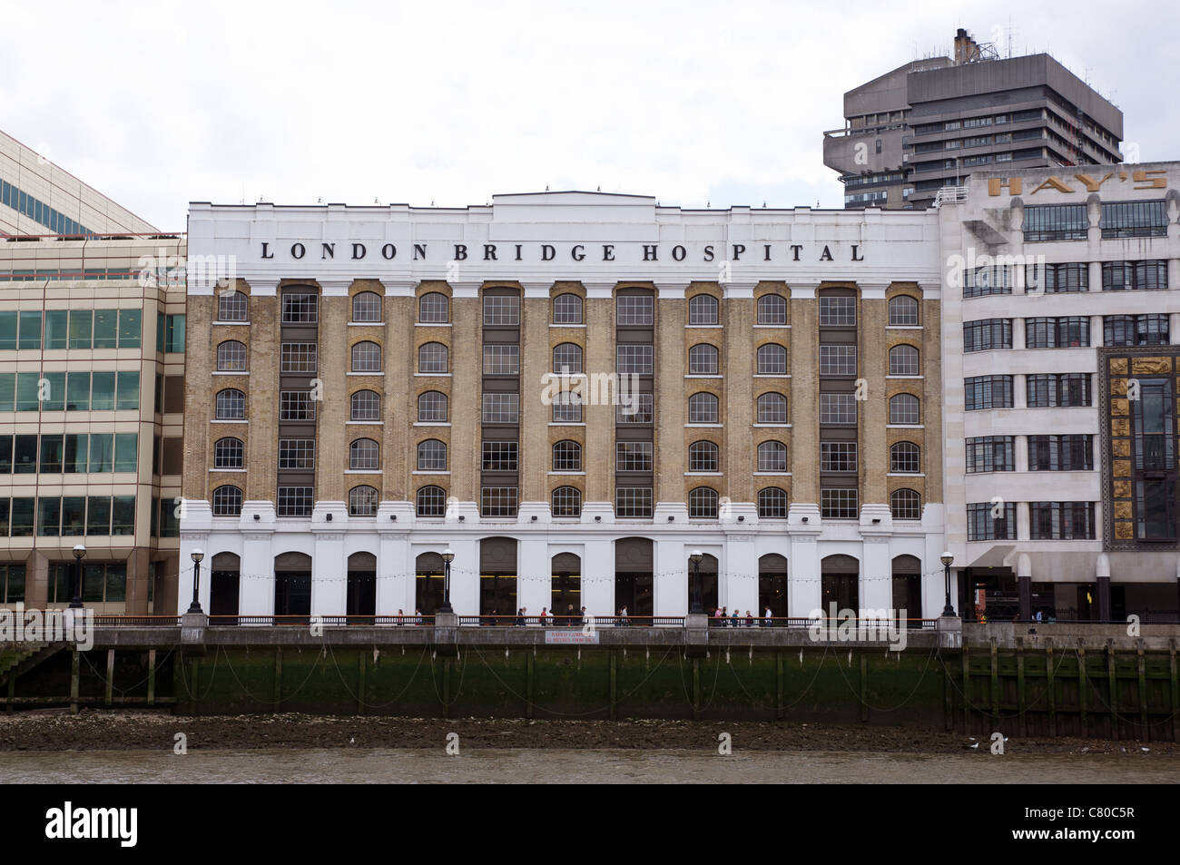 London Bridge Hospital - Stock Image