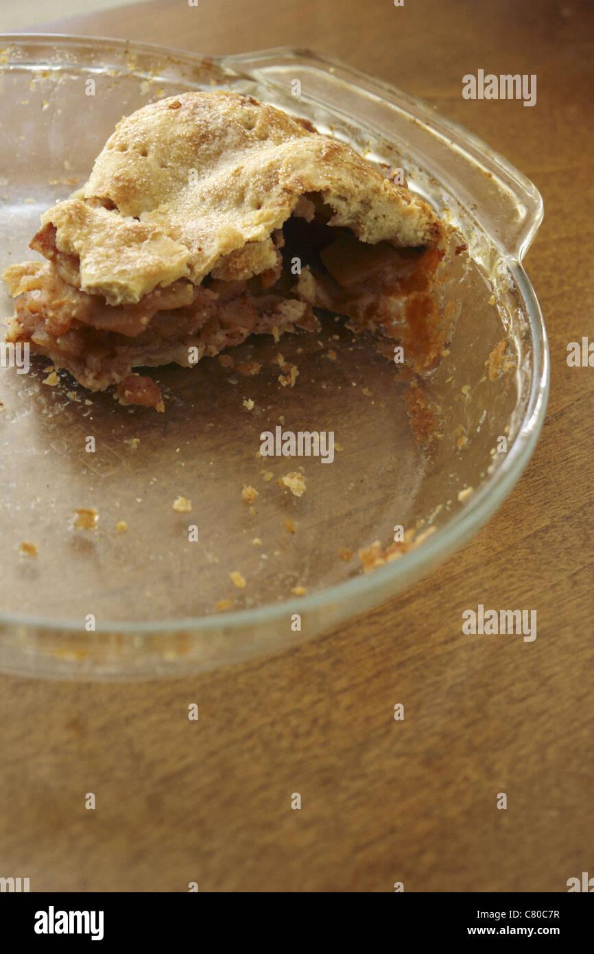 Your life slice apple pie