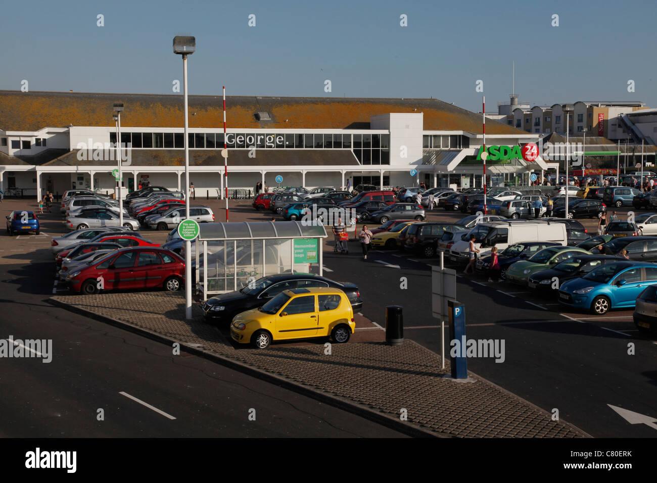 Sainsbury Brighton Car Park