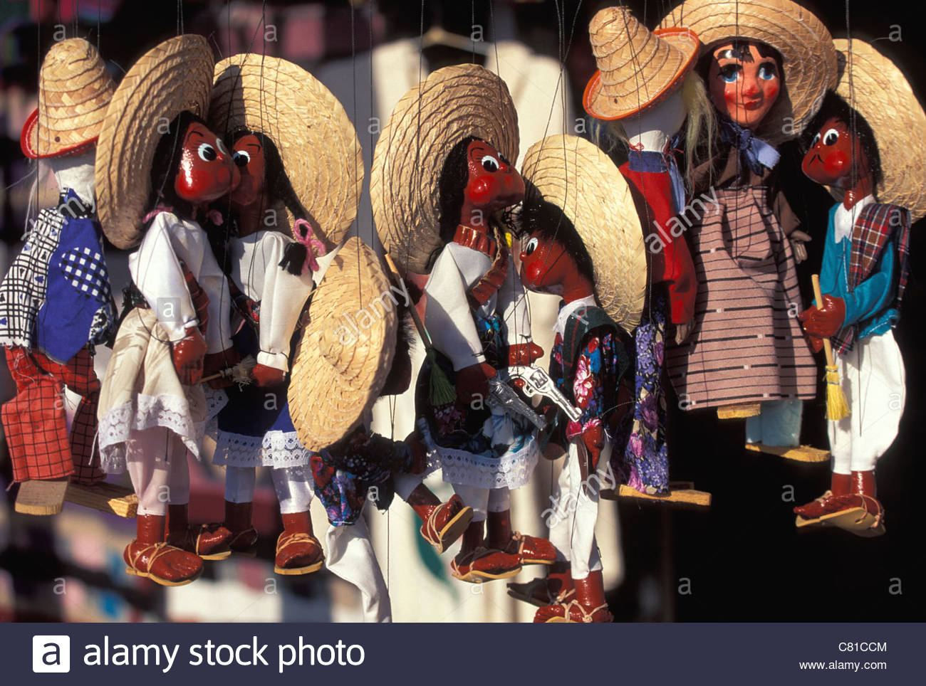 Souvenir Dolls Mexico Stock Photos   Souvenir Dolls Mexico Stock ... 2d42ff2bd82