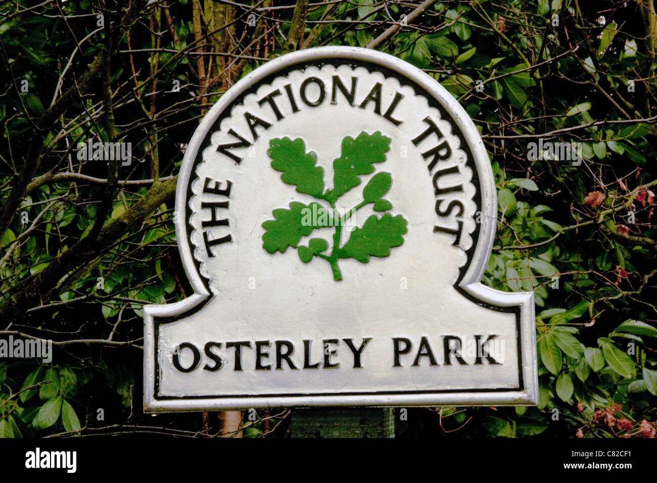 Osterley Park - The National Trust - Stock Image