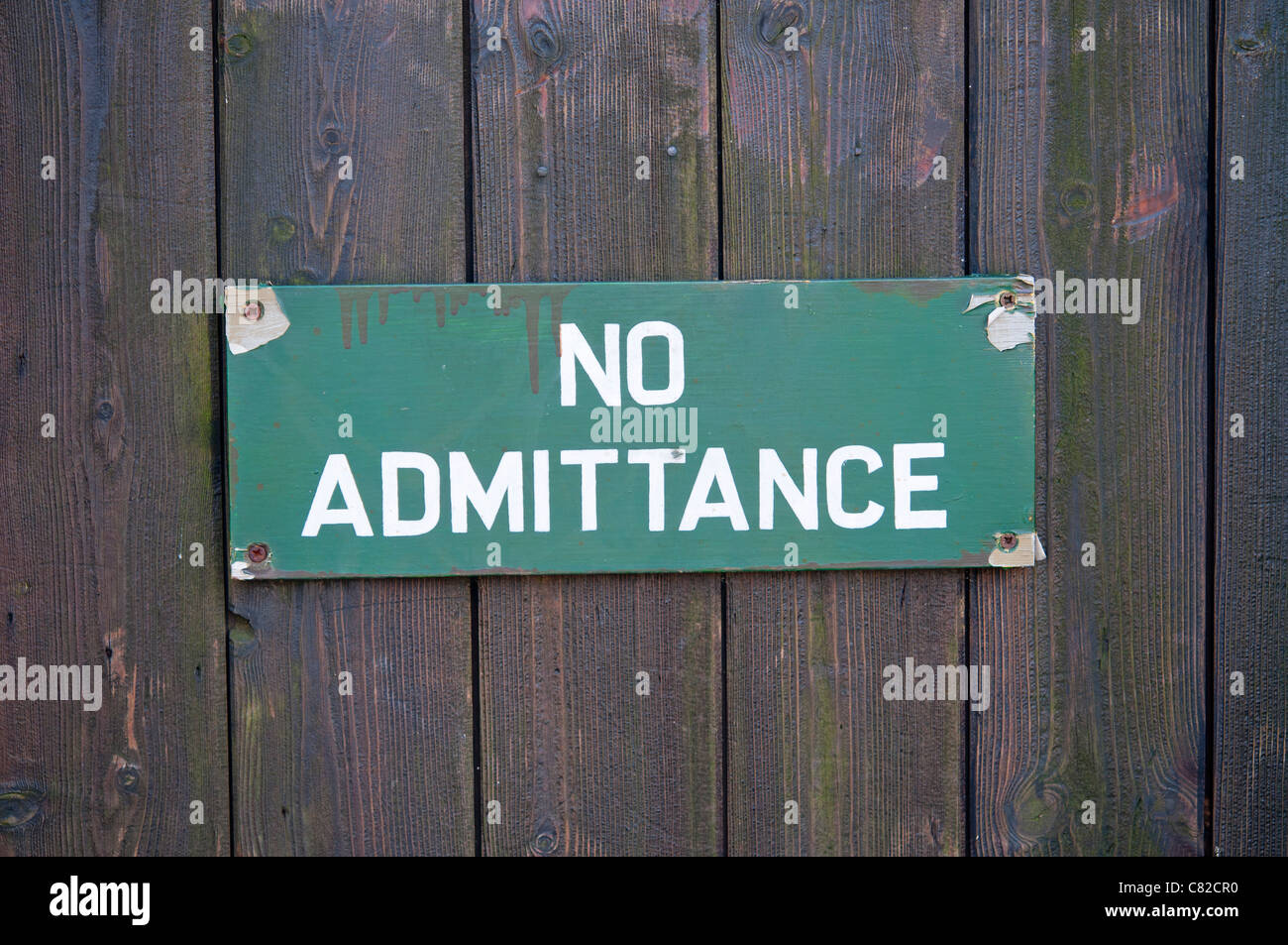 No Admittance Sign Stock Photos Amp No Admittance Sign Stock