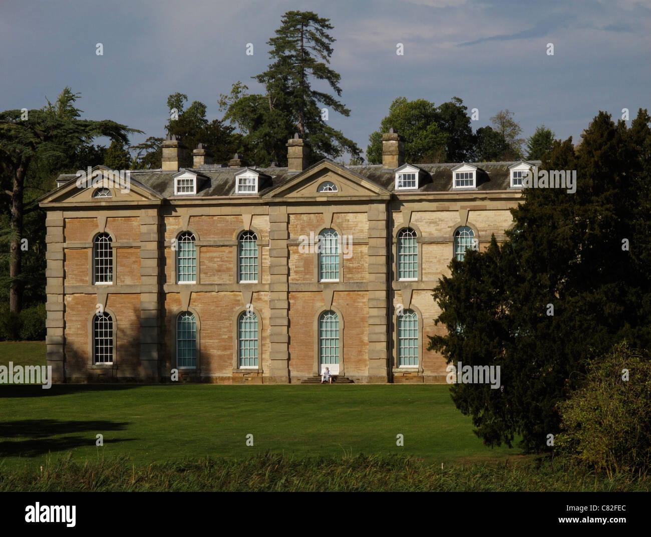 Compton Verney, Warwickshire, England - Stock Image
