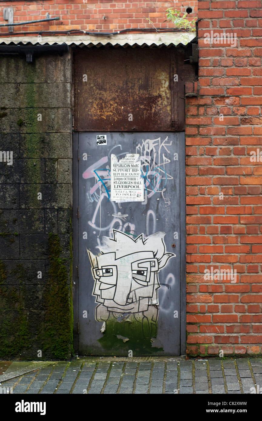 Irish Republican Graffiti High Resolution Stock Photography And Images Alamy