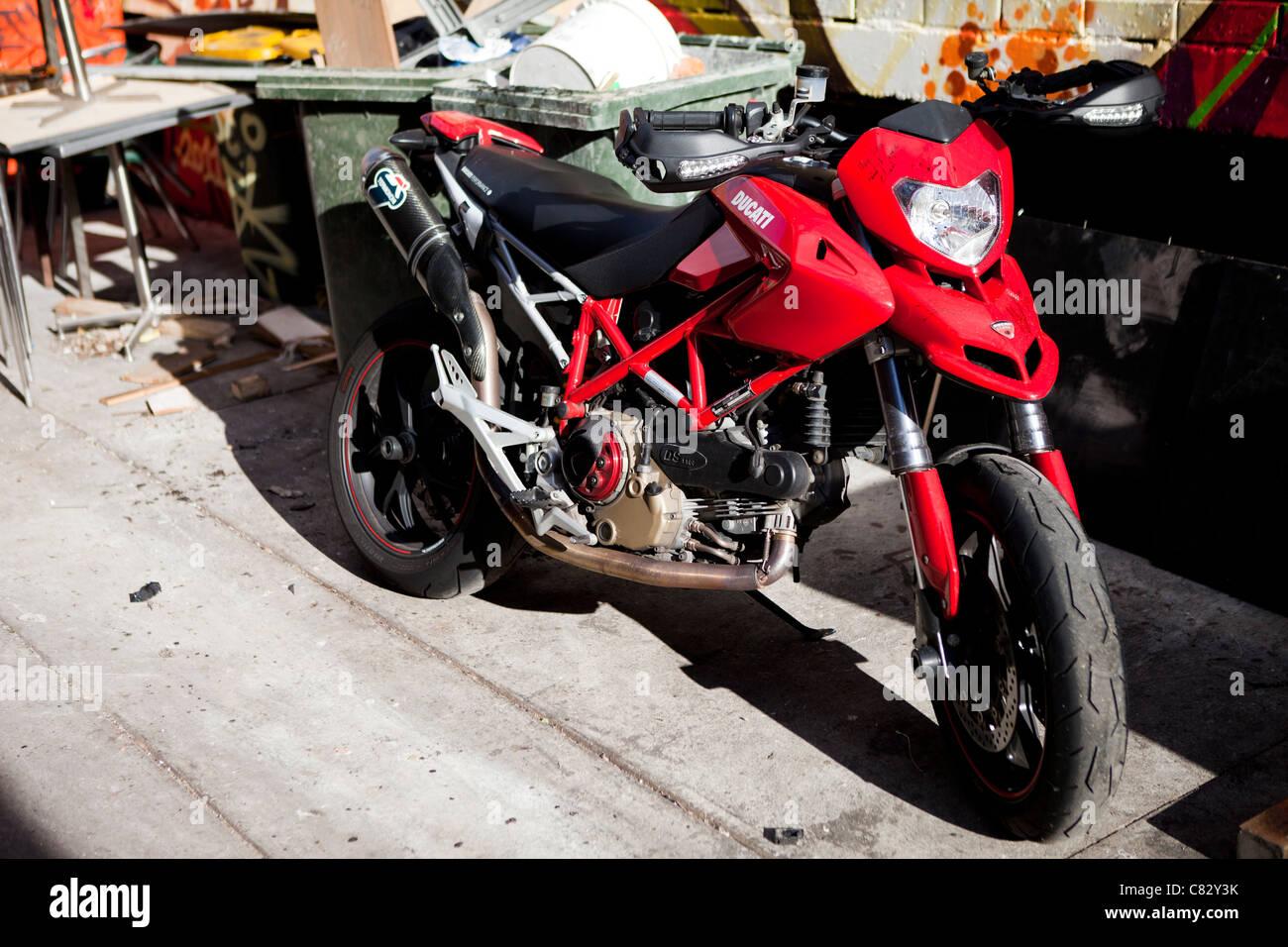 Ducati melbourne