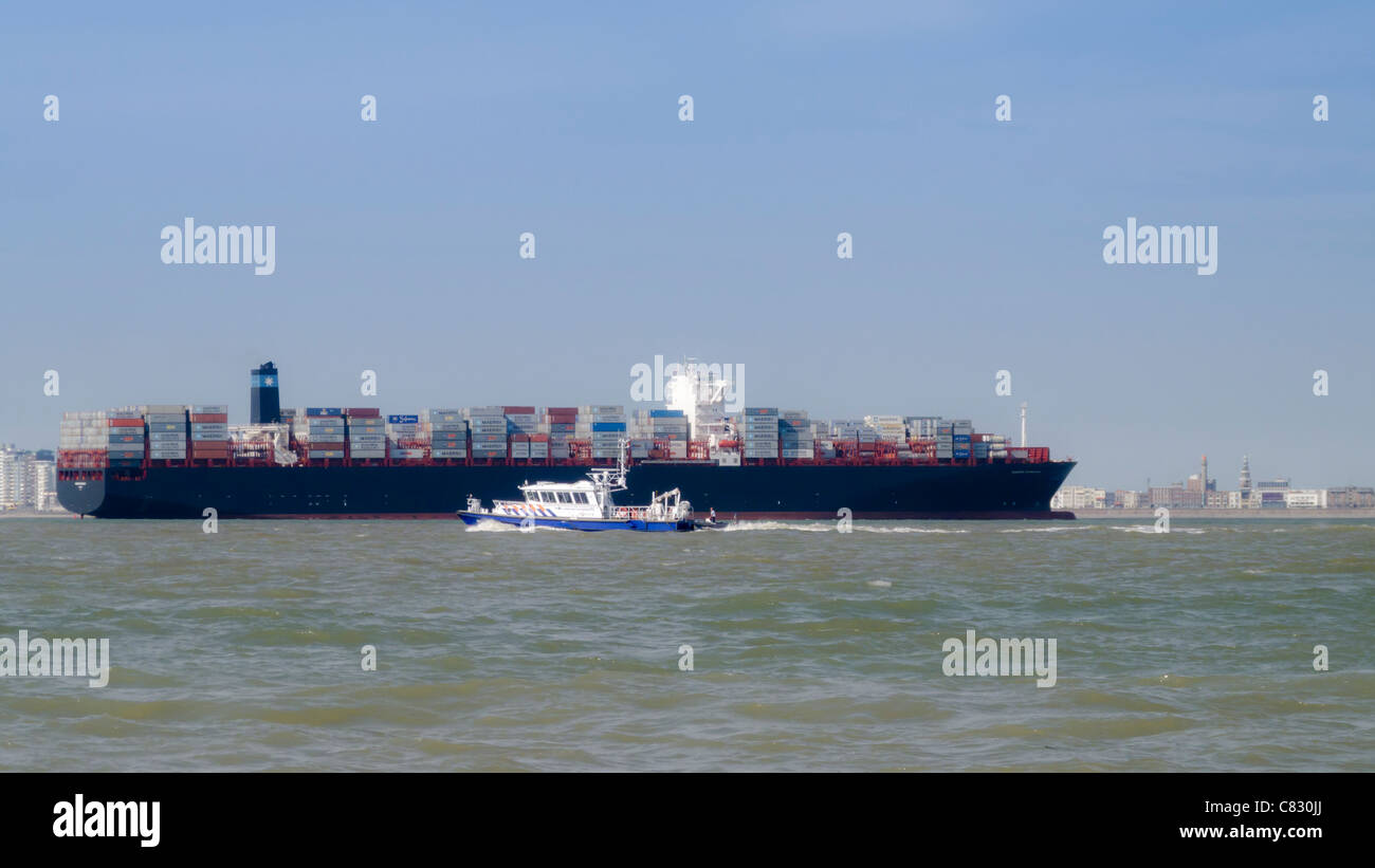 Container Ship - Stock Image