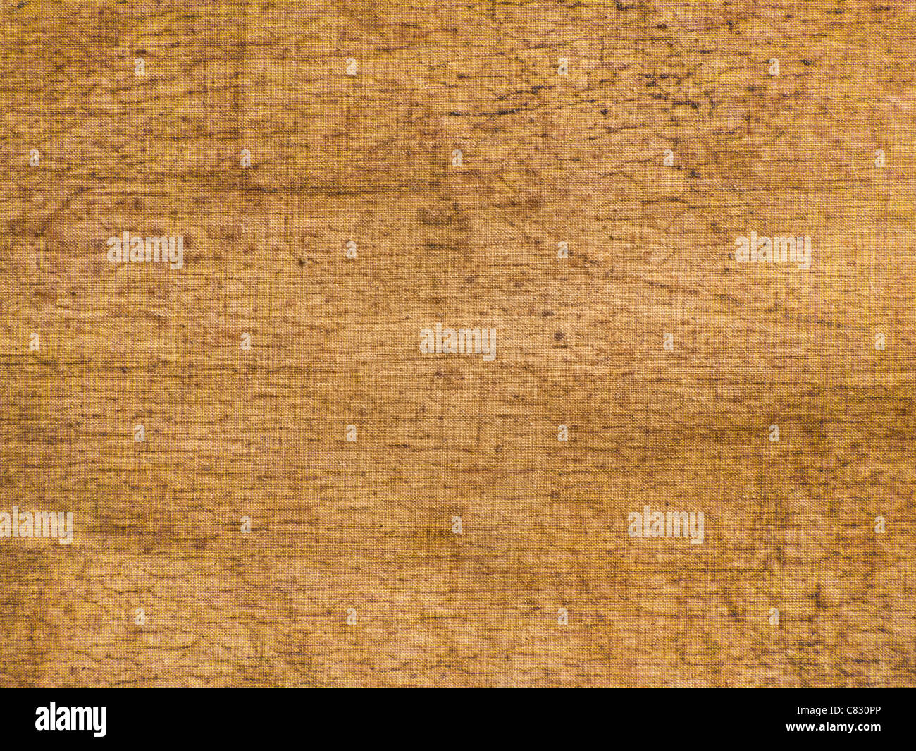 Grungy Canvas Texture - Stock Image