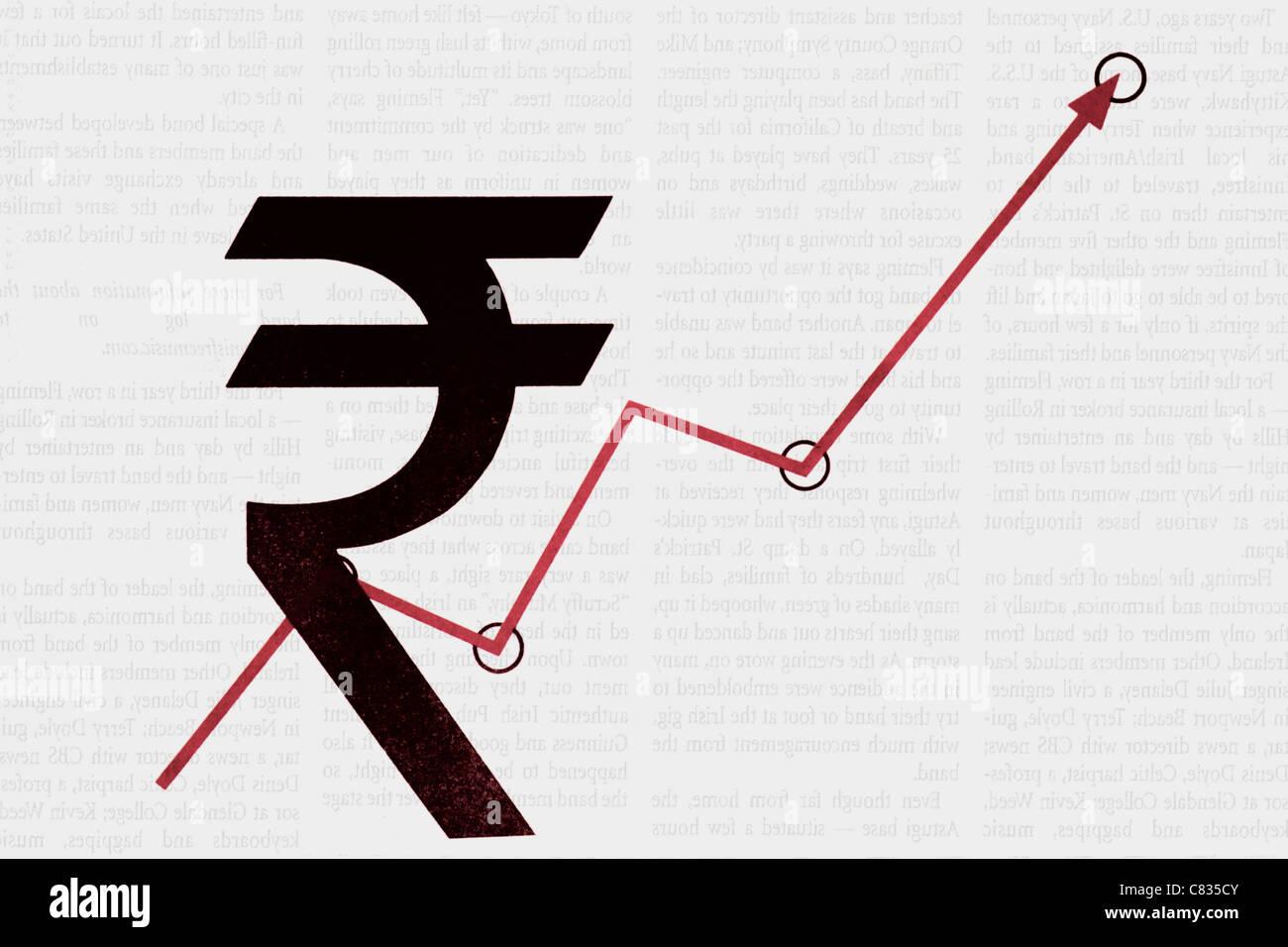 Rupee Symbol Stock Photos & Rupee Symbol Stock Images - Alamy