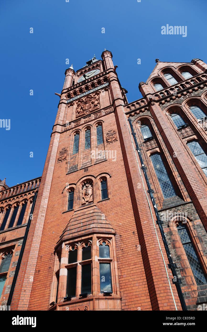 University of Liverpool, UK - Stock Image