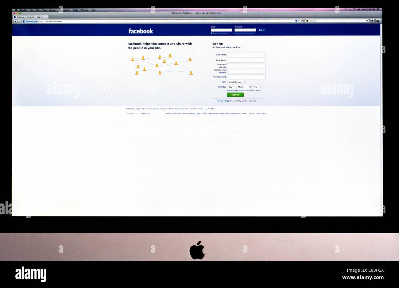 Login desktop ansicht facebook Facebook Desktop