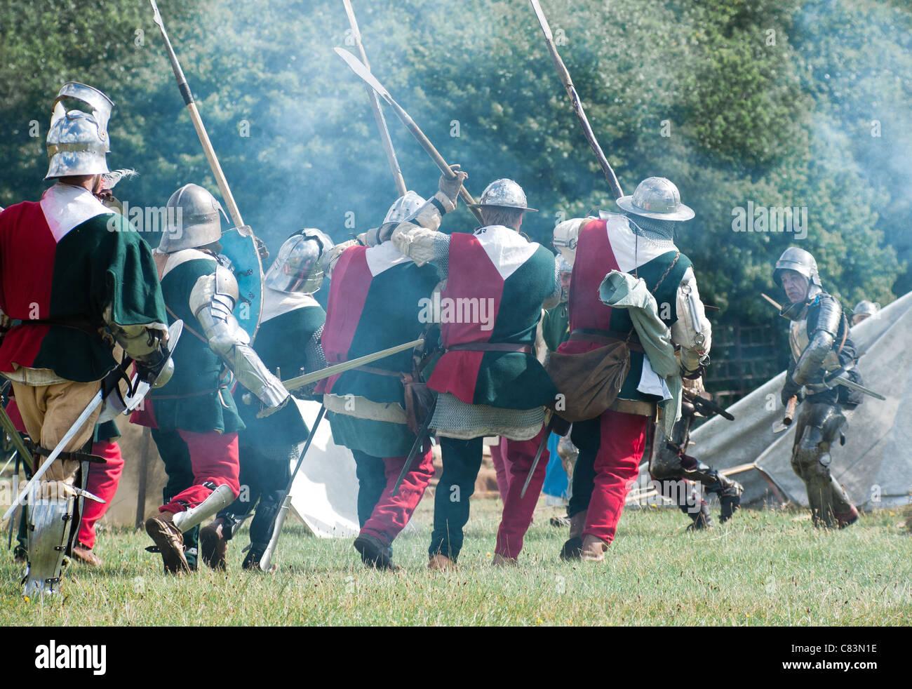 Medieval Polearm Stock Photos & Medieval Polearm Stock Images - Alamy