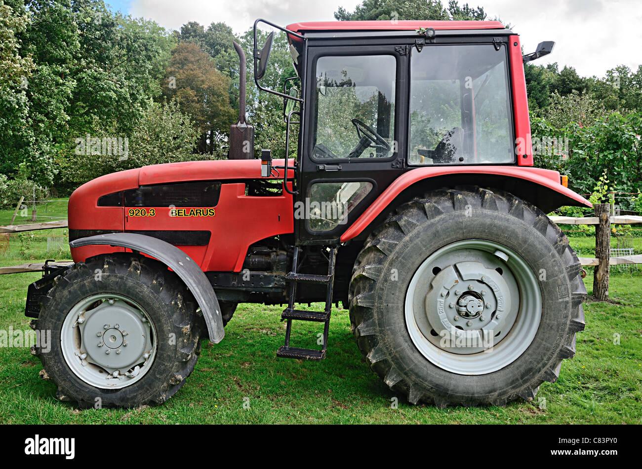 Belarus 920.3 Tractor - Stock Image