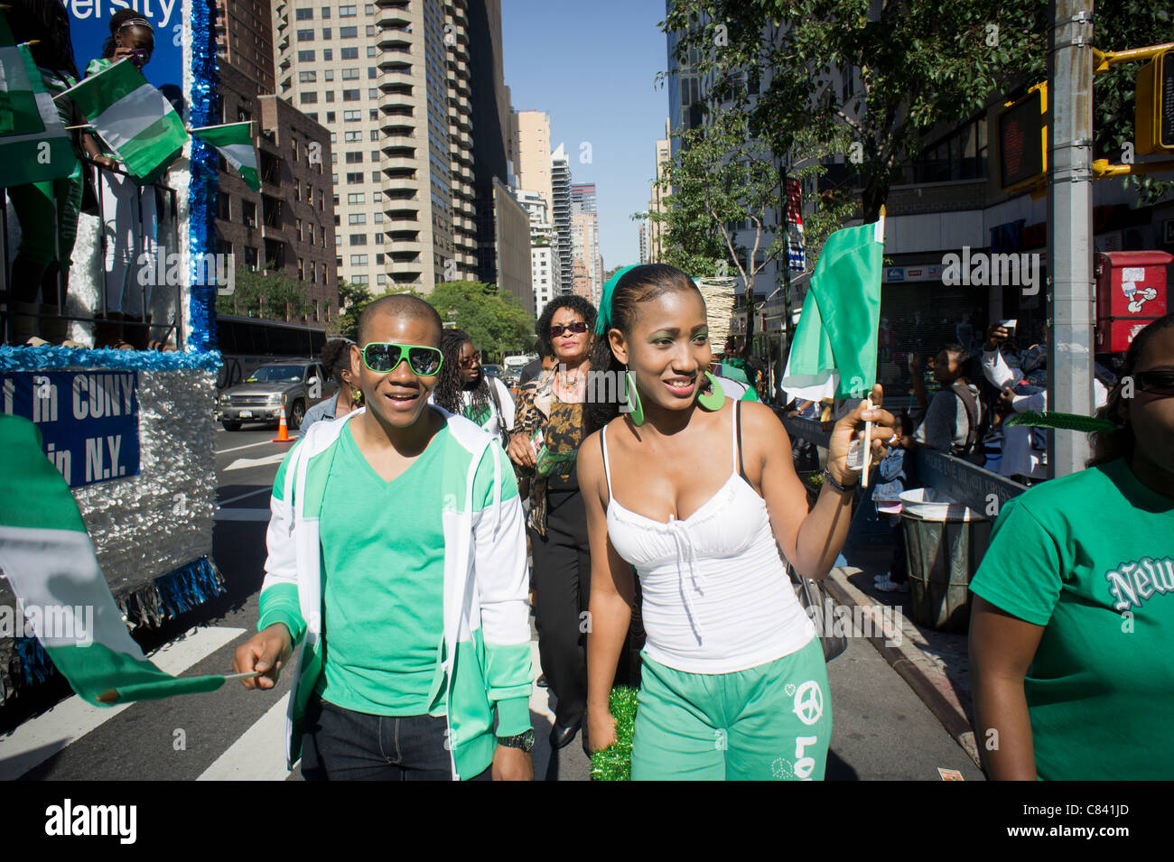 Image result for Nigerians in New York