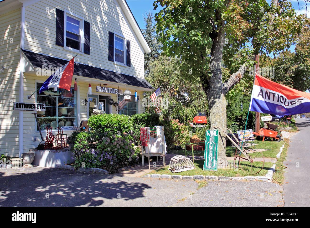 antique shops long island Antique shop Southold Long Island NY Stock Photo: 39432816   Alamy antique shops long island