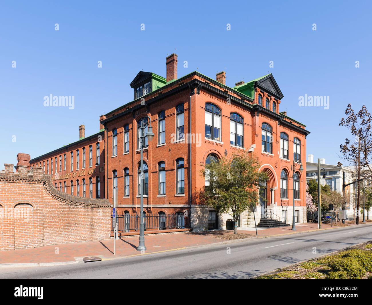 SCAD Savannah - Stock Image