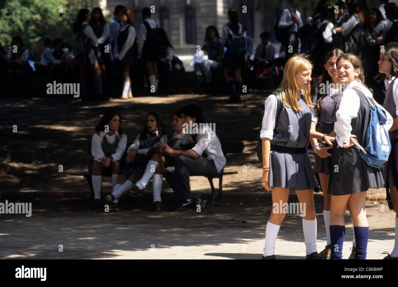 фото аргентинских студенток