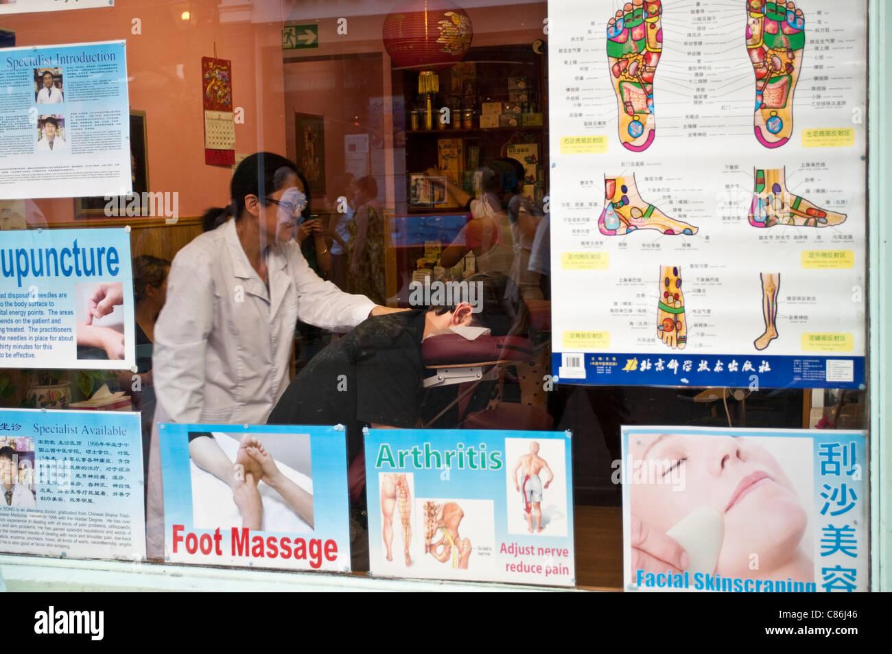 Mature chinese massage london
