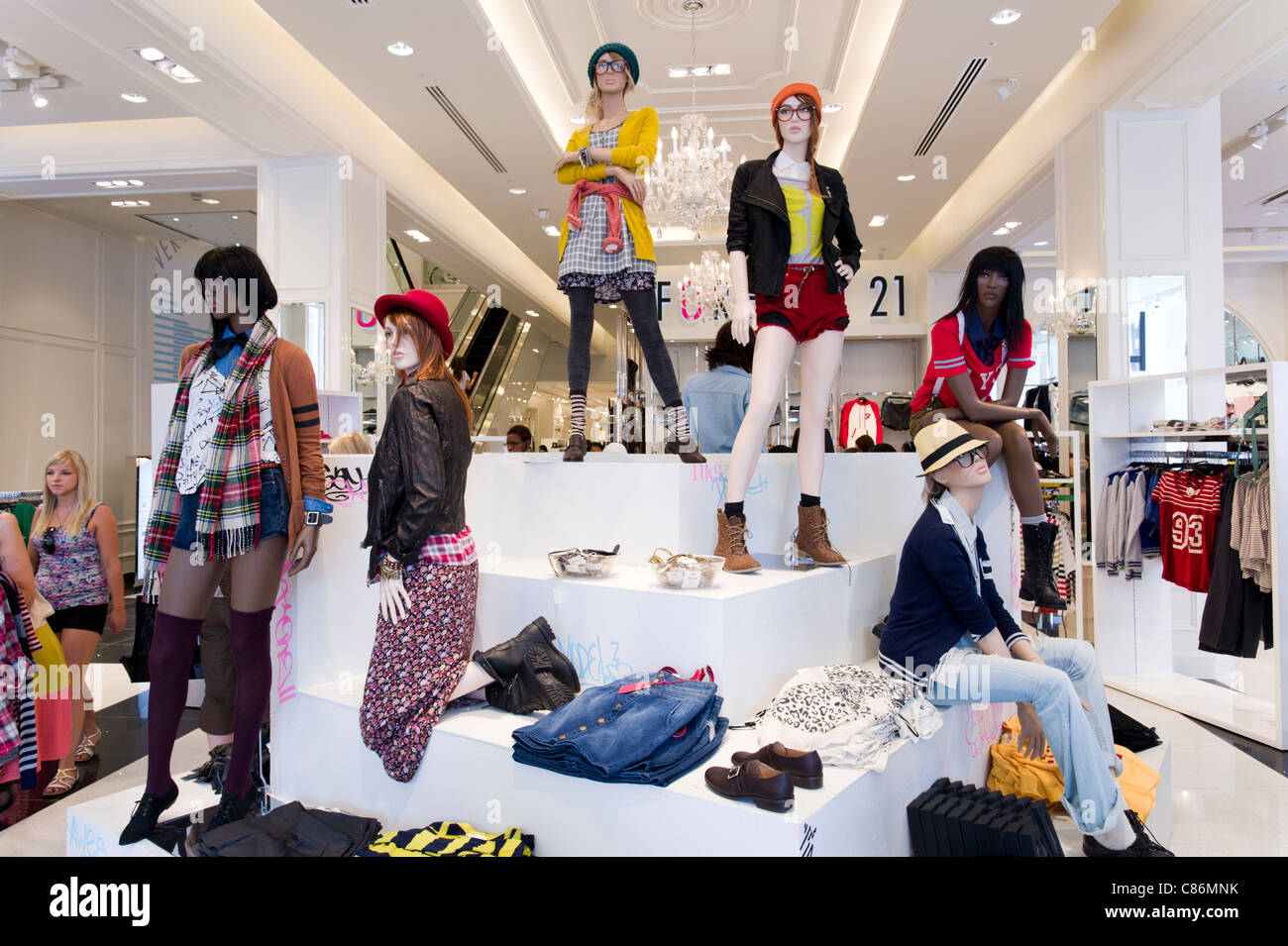 Clothing Stores In England London