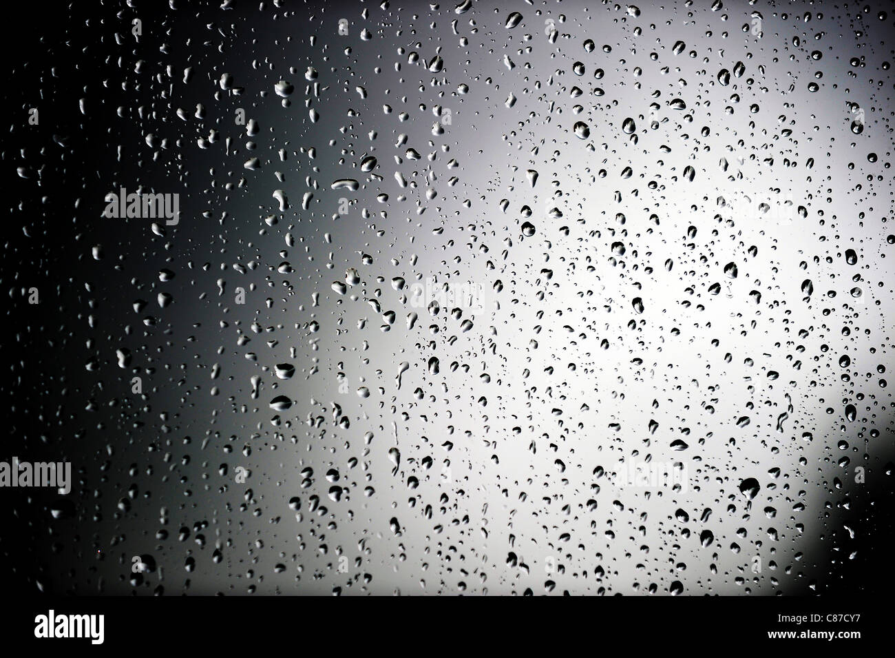 Rain On Windows Stock Photos & Rain On Windows Stock Images