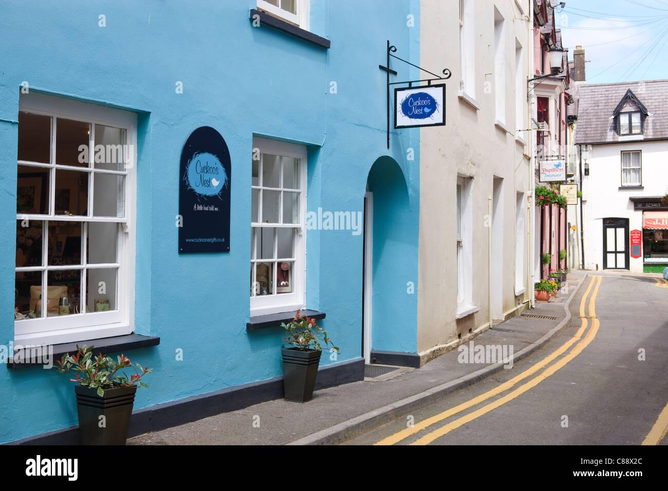 Llandeilo Carmarthenshire Wales - Stock Image