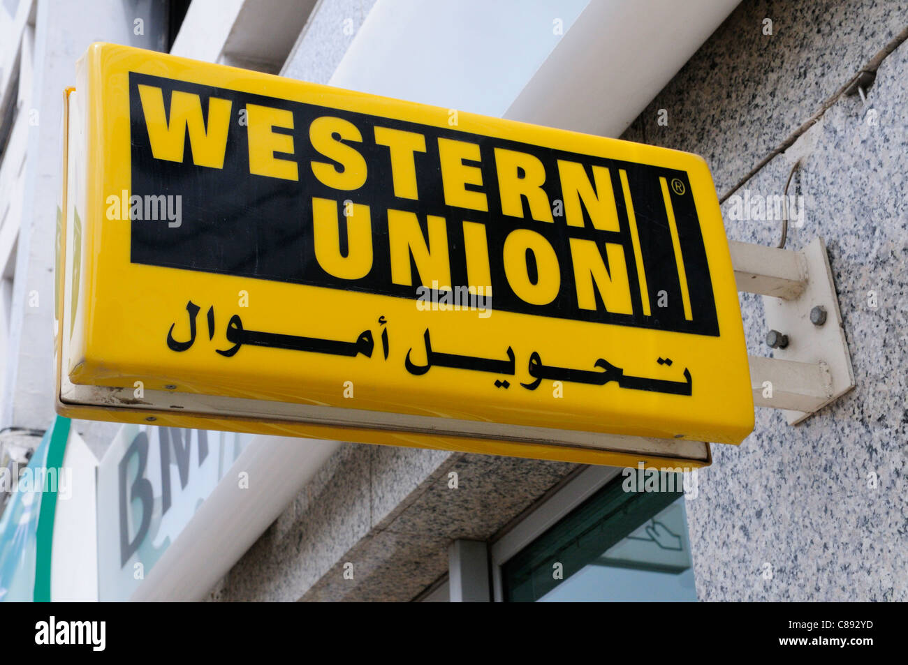 Western union stock photos western union stock images alamy