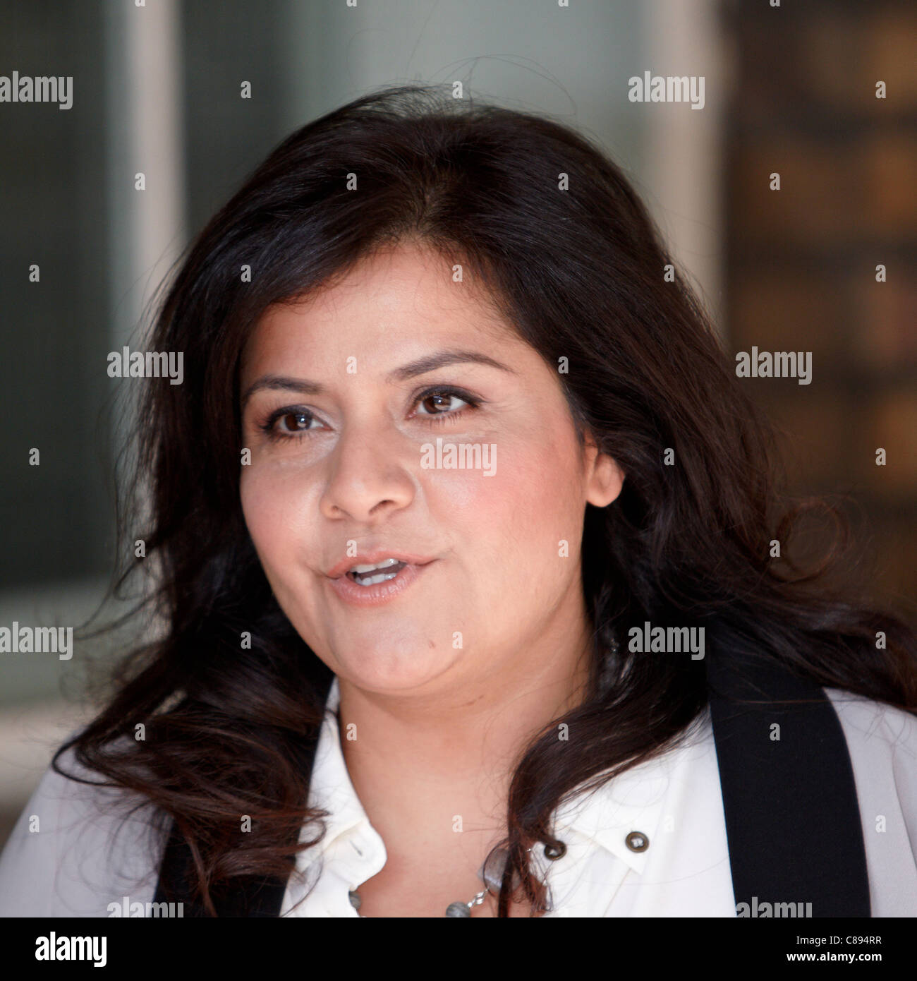 Watch Nina Wadia video
