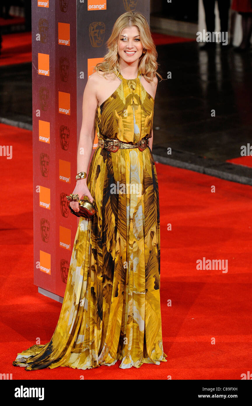 Rosamund Pike 2011 - Image Copyright Celebrity Spotlight 2011 - Stock Image