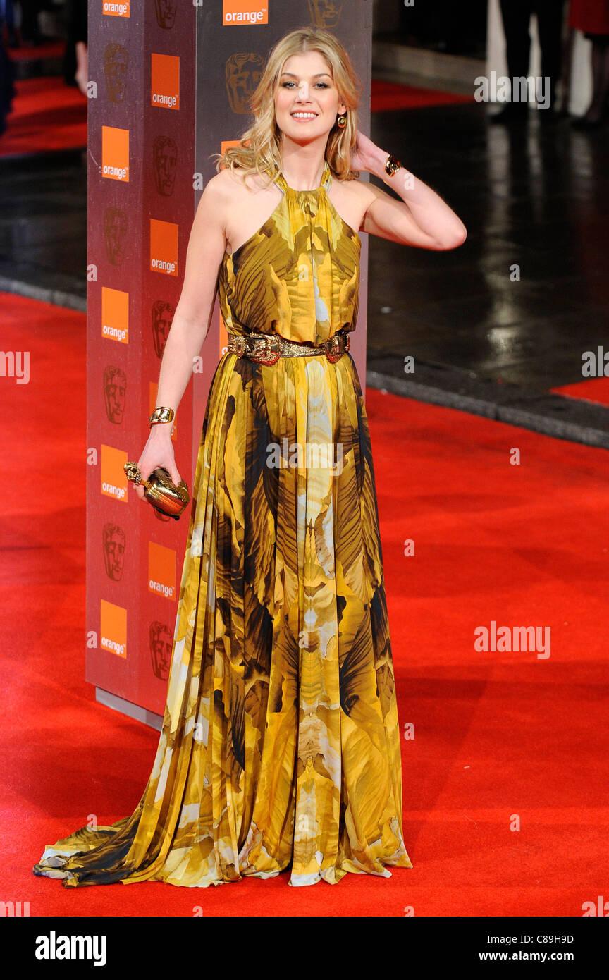 Rosamund Pike 2011 - Image Copyright Celebrity Spotlight - Stock Image