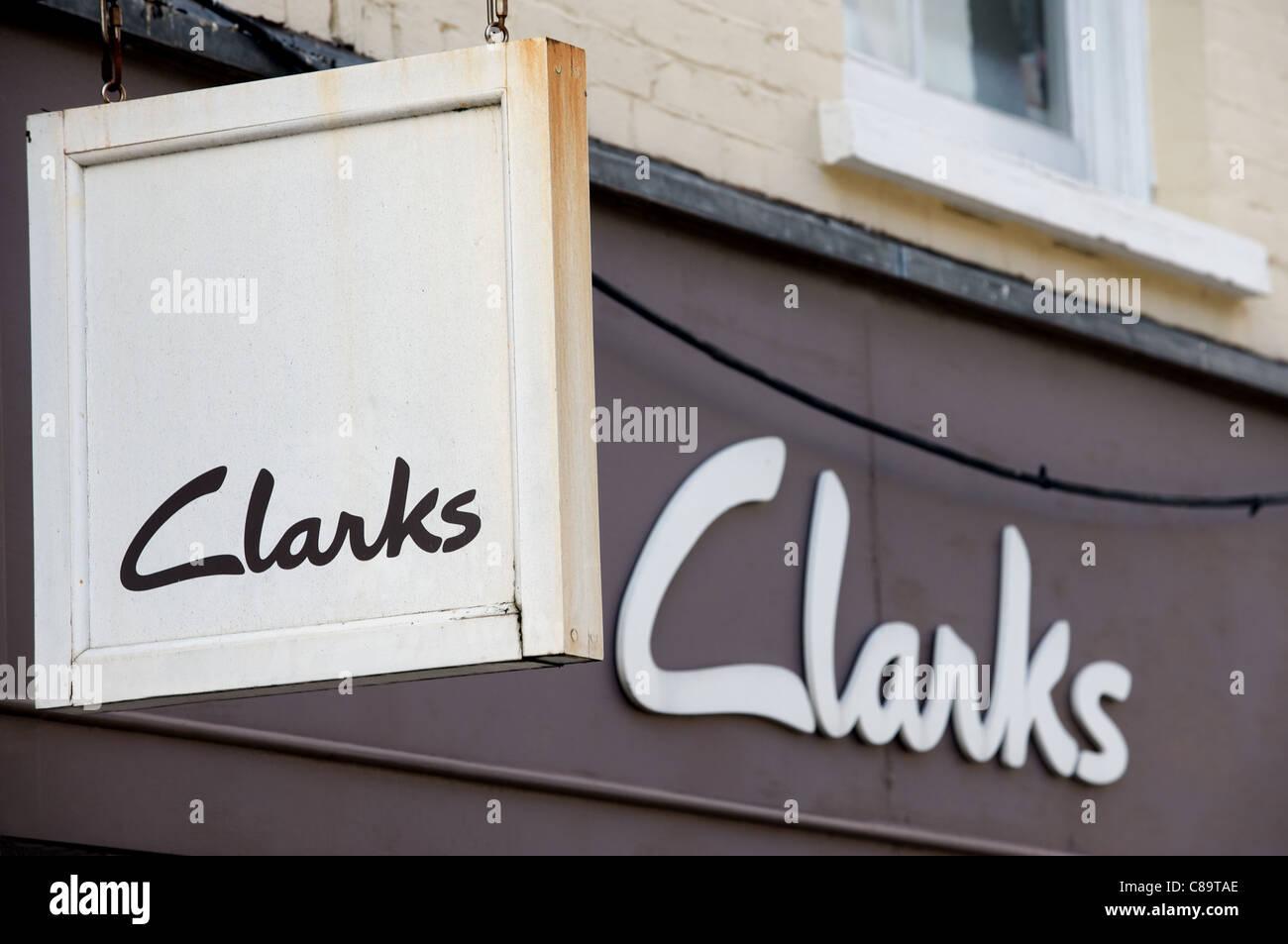 Clarks Shoe Shop Manchester