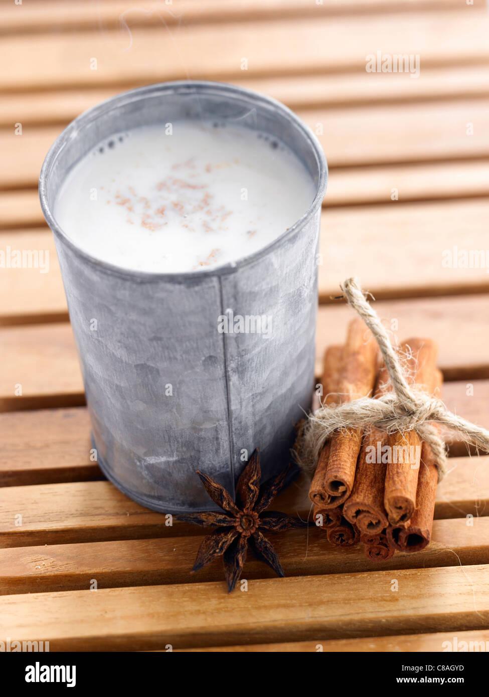 Yogi spicy tea - Stock Image