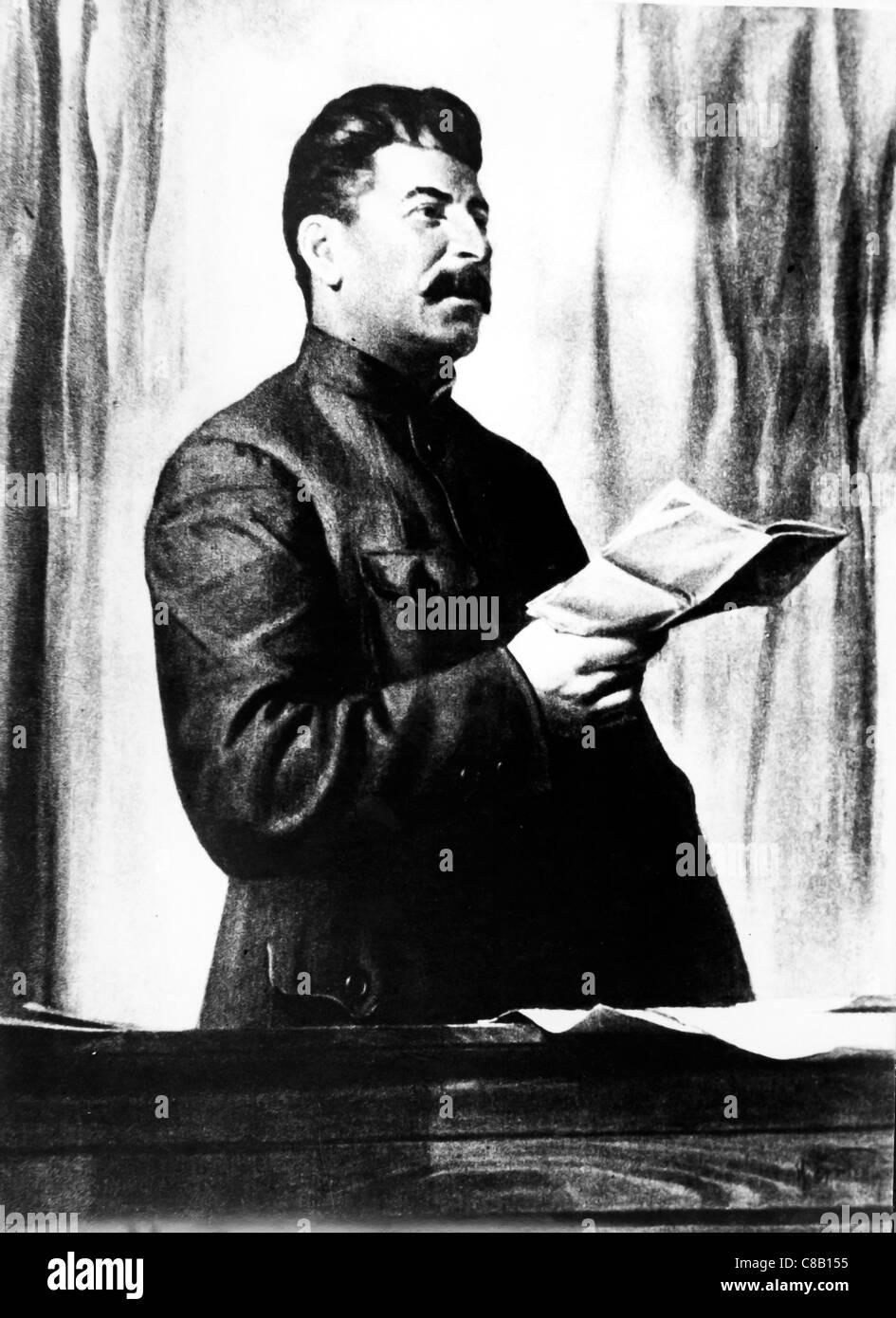 Joseph Stalin - Stock Image