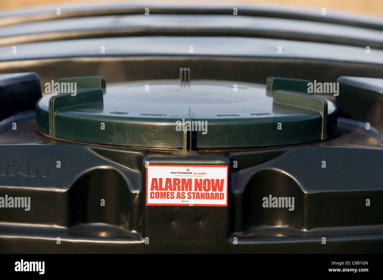 Heating Oil Tank Stock Photos Heating Oil Tank Stock Images Alamy