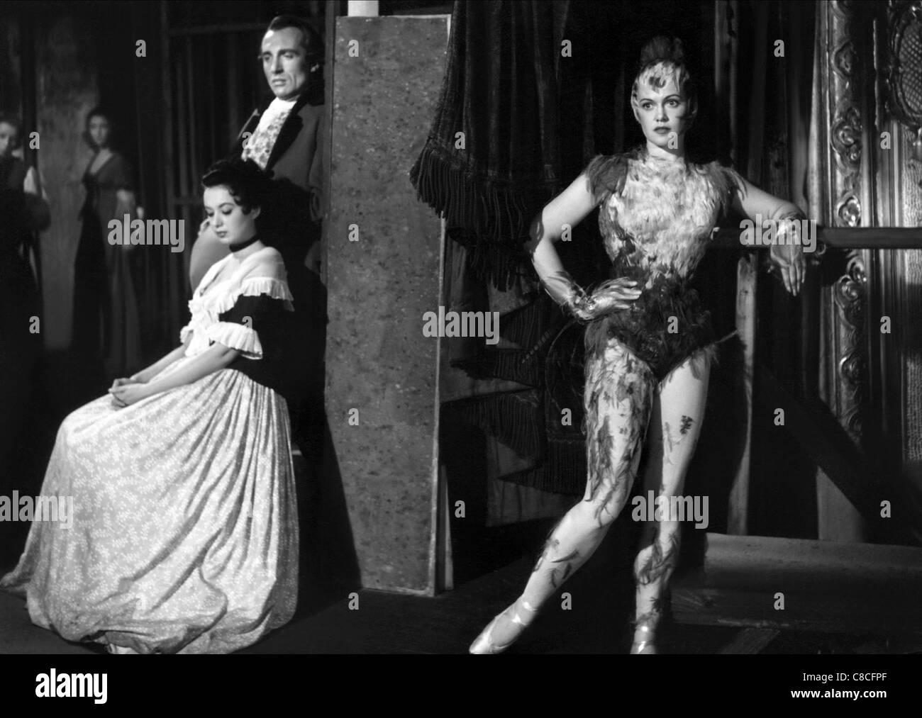 ANGELIKA HAUFF MOZART (1955) - Stock Image