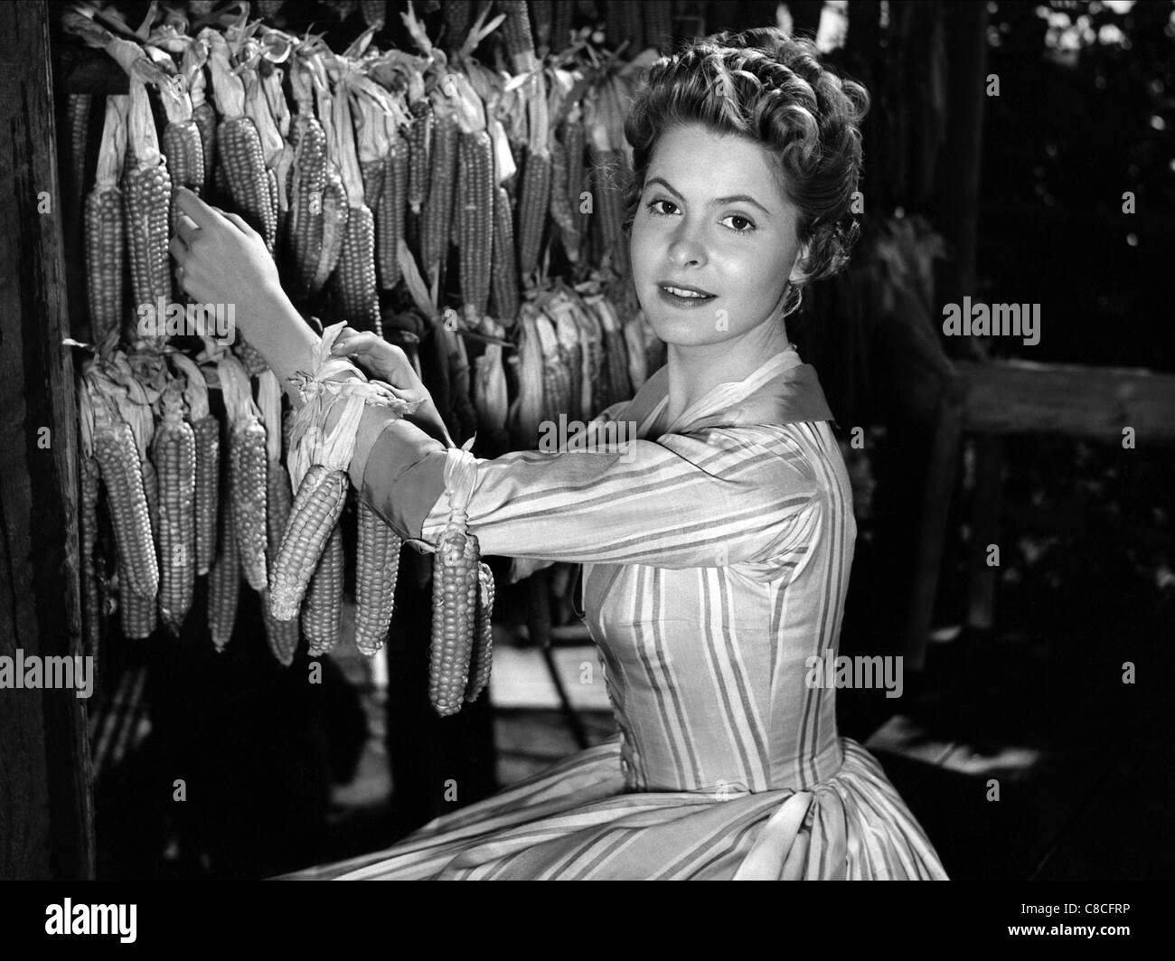 JOHANNA MATZ MOZART (1955) - Stock Image