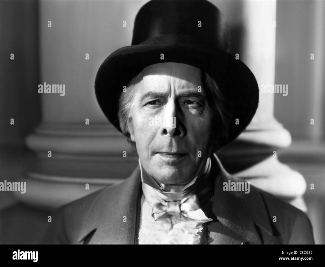 GEORGE ARLISS THE HOUSE OF ROTHSCHILD (1943) - Stock Image