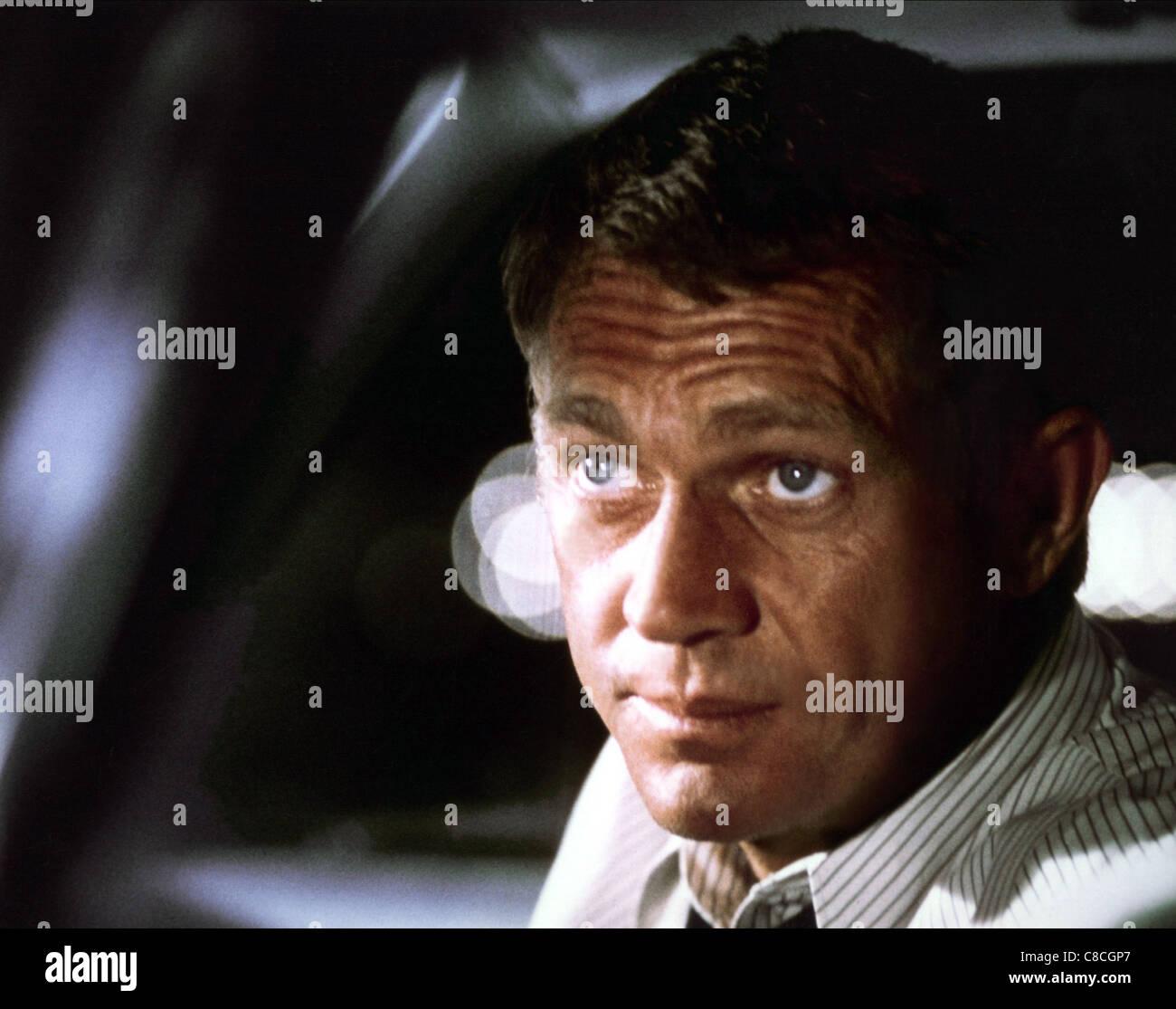 STEVE MCQUEEN THE GETAWAY (1972) - Stock Image