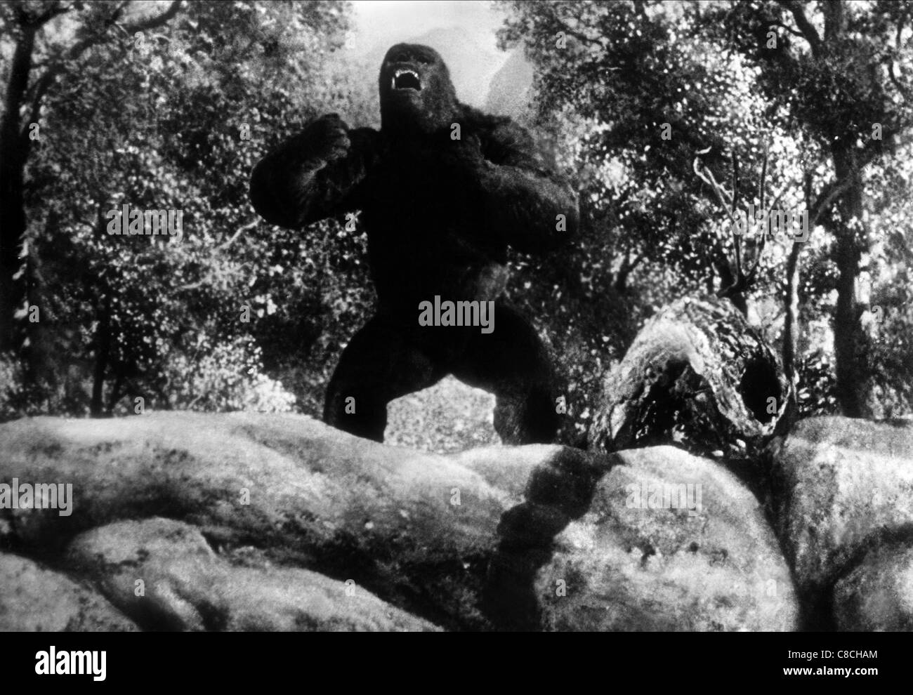 GORILLA MIGHTY JOE YOUNG (1949) - Stock Image