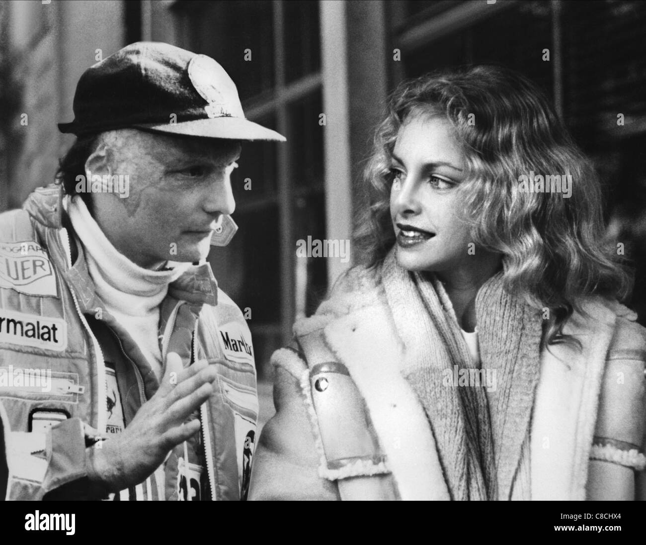 Niki Lauda Stock Photos Amp Niki Lauda Stock Images Alamy