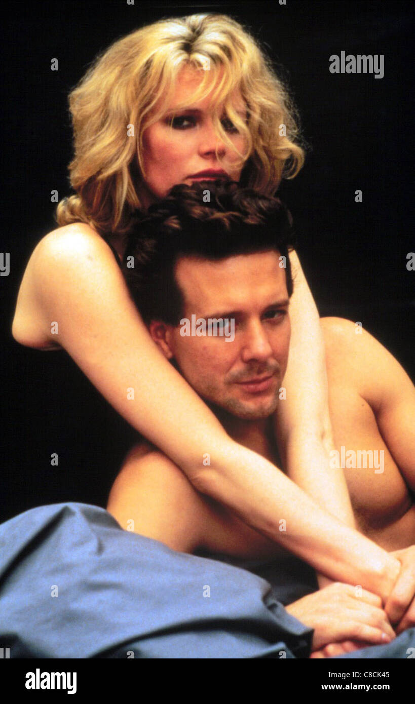 KIM BASINGER MICKEY ROURKE NINE 1 2 WEEKS AND A HALF 9 1986