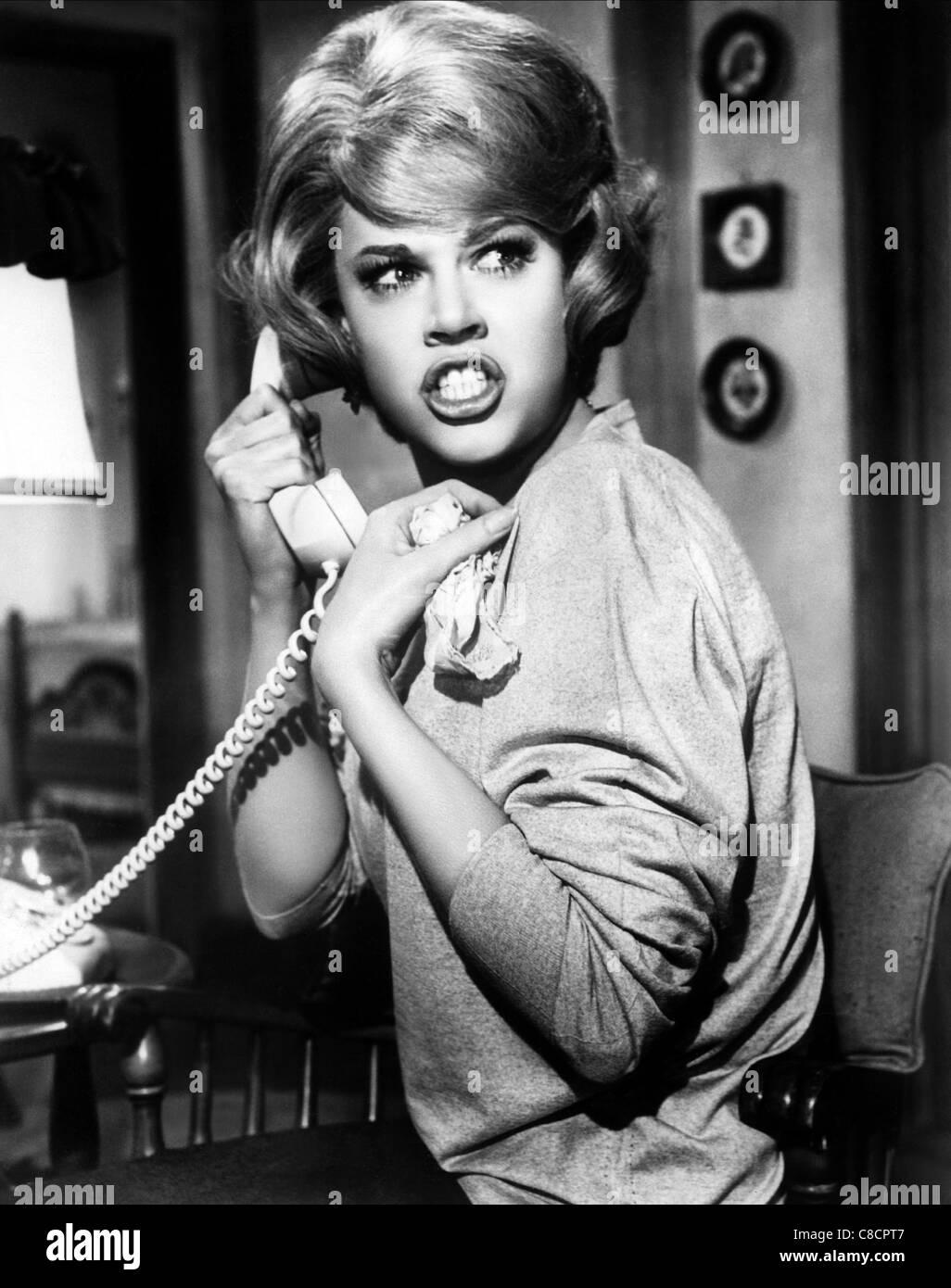 JANE FONDA PERIOD OF ADJUSTMENT (1962) - Stock Image