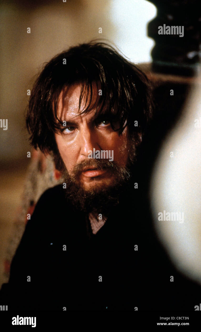 ALAN RICKMAN RASPUTIN (1996) - Stock Image