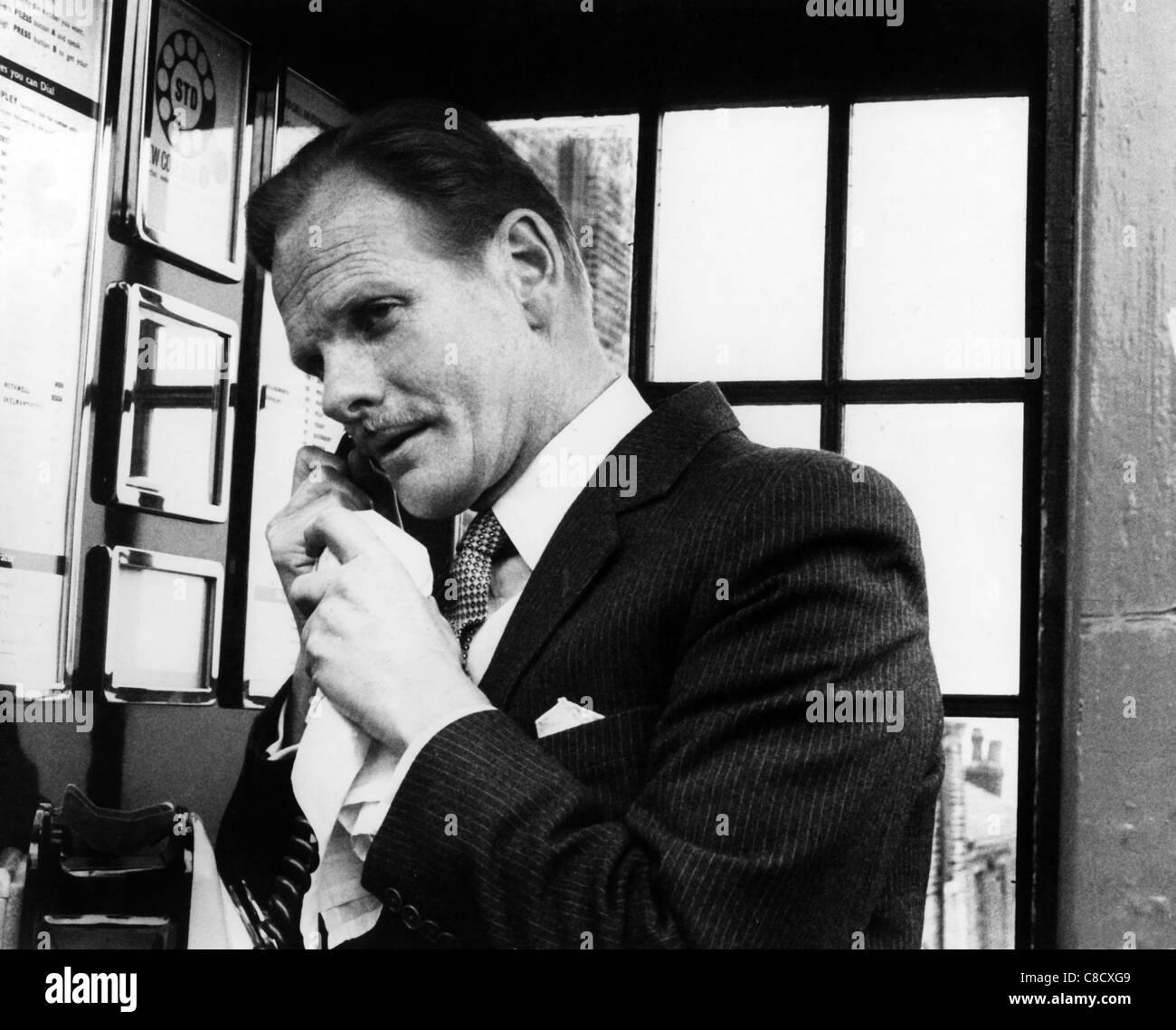 ALAN CUTHBERTSON ACTOR (1964) - Stock Image