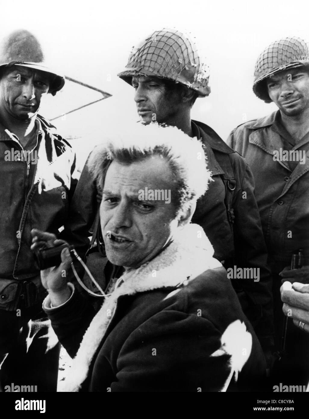 VIC MORROW COMBAT! (1962) - Stock Image