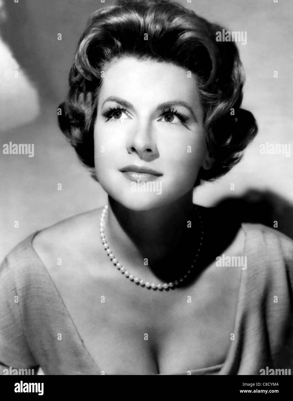 NICOLE MAUREY ACTRESS (1956) - Stock Image